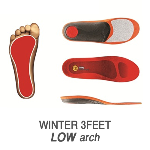 SIDAS Winter_3Feet_Low_Arch